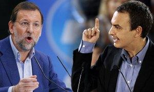 Zapatero/Rajoy