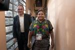 Rigoberta Menchú. Premio Nobel de la Paz 1992