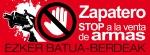 Zapatero stop a las venta de armas