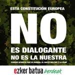 Referendum Contitución Europea 2005