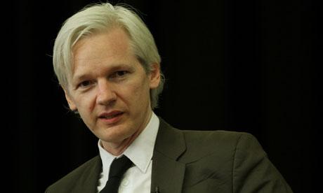 Julian Assange, fundador de Wikikeaks