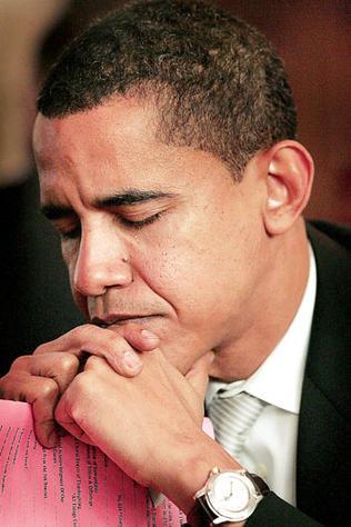 Obama, en horas bajas